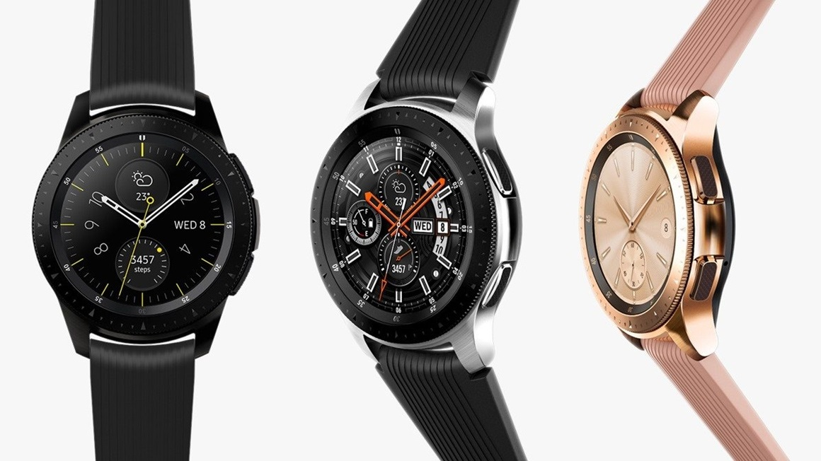 Samsung Galaxy Watch  Stylové hodinky pro každou příležitost  a7f46e849d
