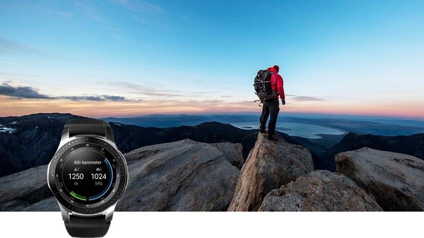 Samsung Galaxy Watch, sport