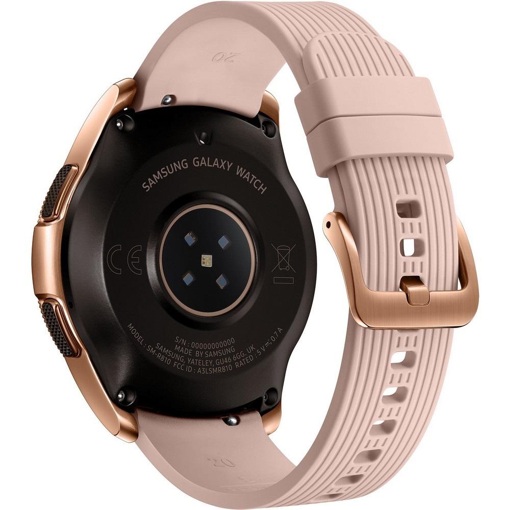 Samsung Galaxy Watch, zlatá