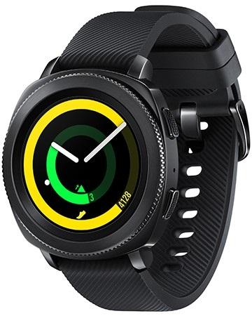 Samsung Gear Sport, černé