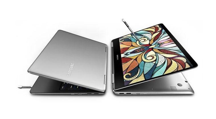 Notebook od Samsungu