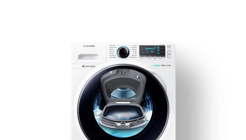 Samsung - pračka WD90K5410OW AddWash