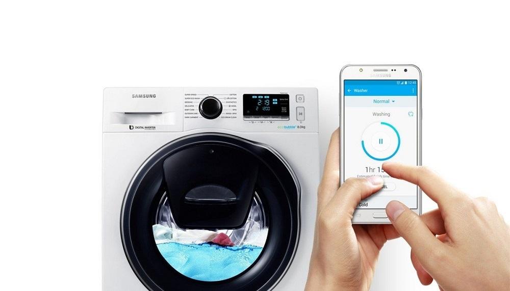 Samsung - pračka WW90K6414QW/ZE