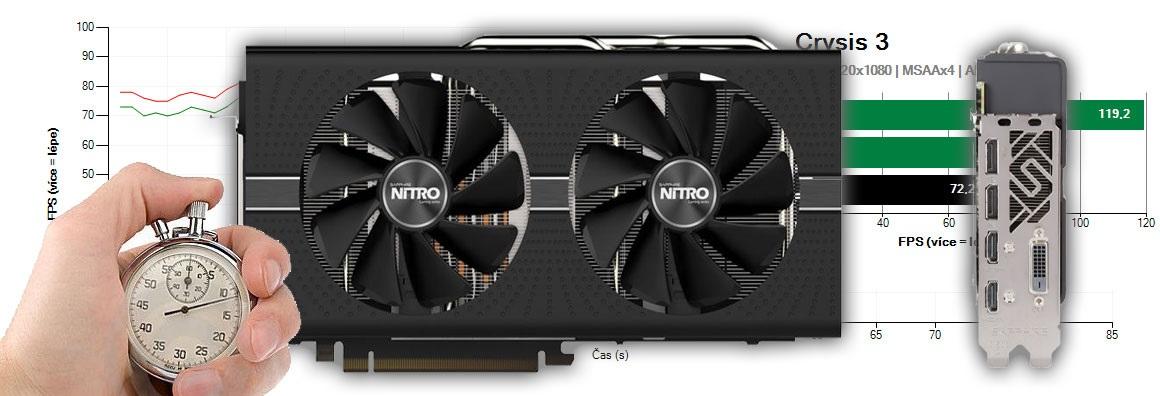 Sapphire Nitro+ RX 570 4GD5 recenze a testy