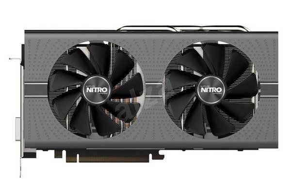 Sapphine Nitro+ RX 580 8GD5 LE v testech