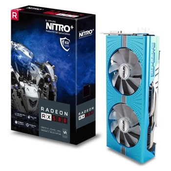 Sapphire Nitro+ RX 580 8GD5 Special Edition