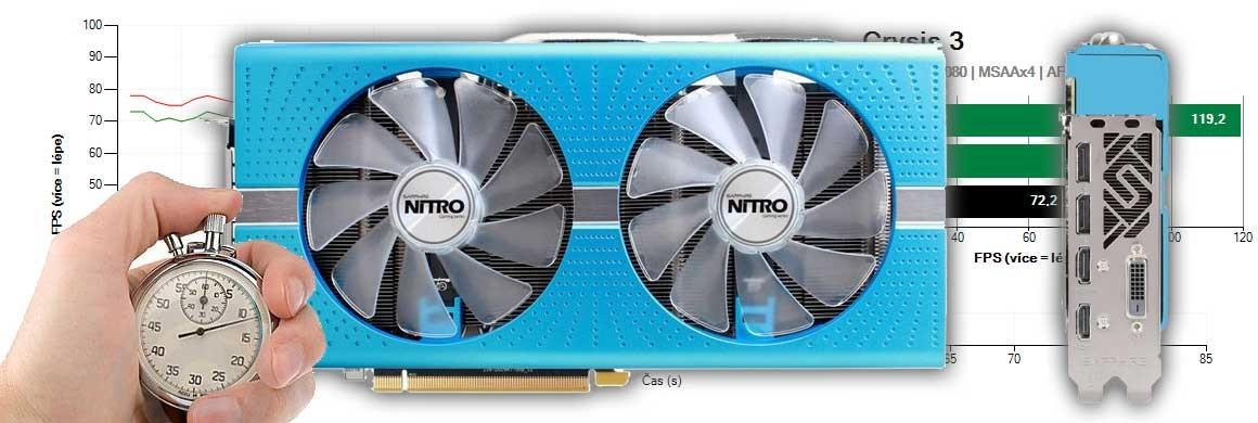 Sapphire Nitro+ RX 580 8GD5 Special Edition recenze a testy