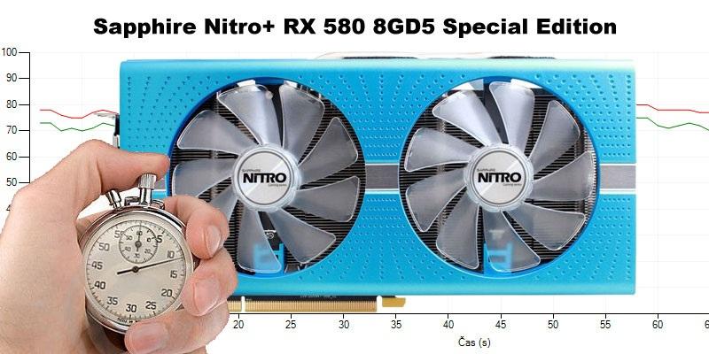 Sapphire Nitro+ RX 580 8GD5 Special Edition (RECENZE A TESTY)
