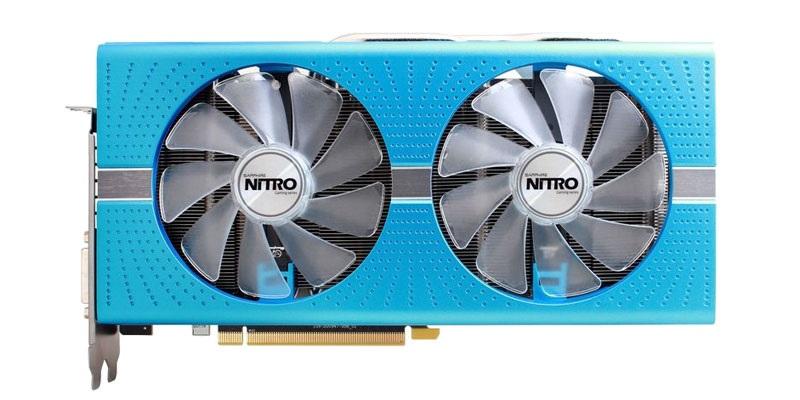 Sapphire Nitro+ RX 580 8GD5 Special Edition v testech