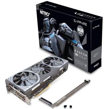 Sapphire Nitro+ RX Vega64 8G HBM2