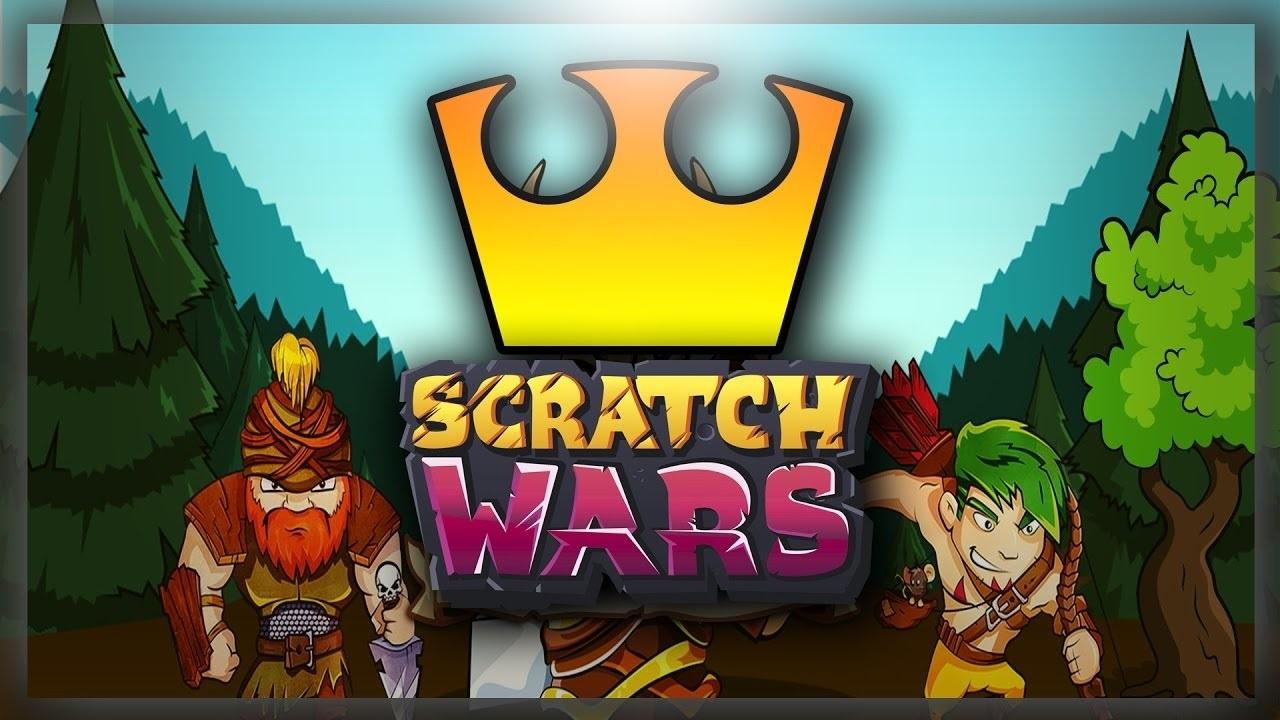 Scratch Wars; screenshot: cover