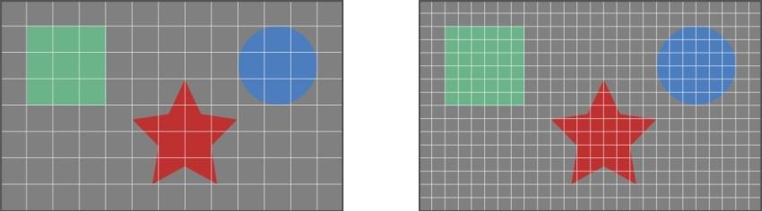 Porovnání rozlišení