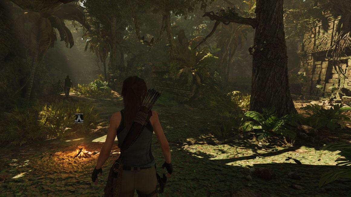Shadow of the Tomb Raider - API