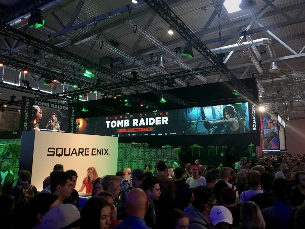 Shadow of the Tomb Raider; Gamescom 2018
