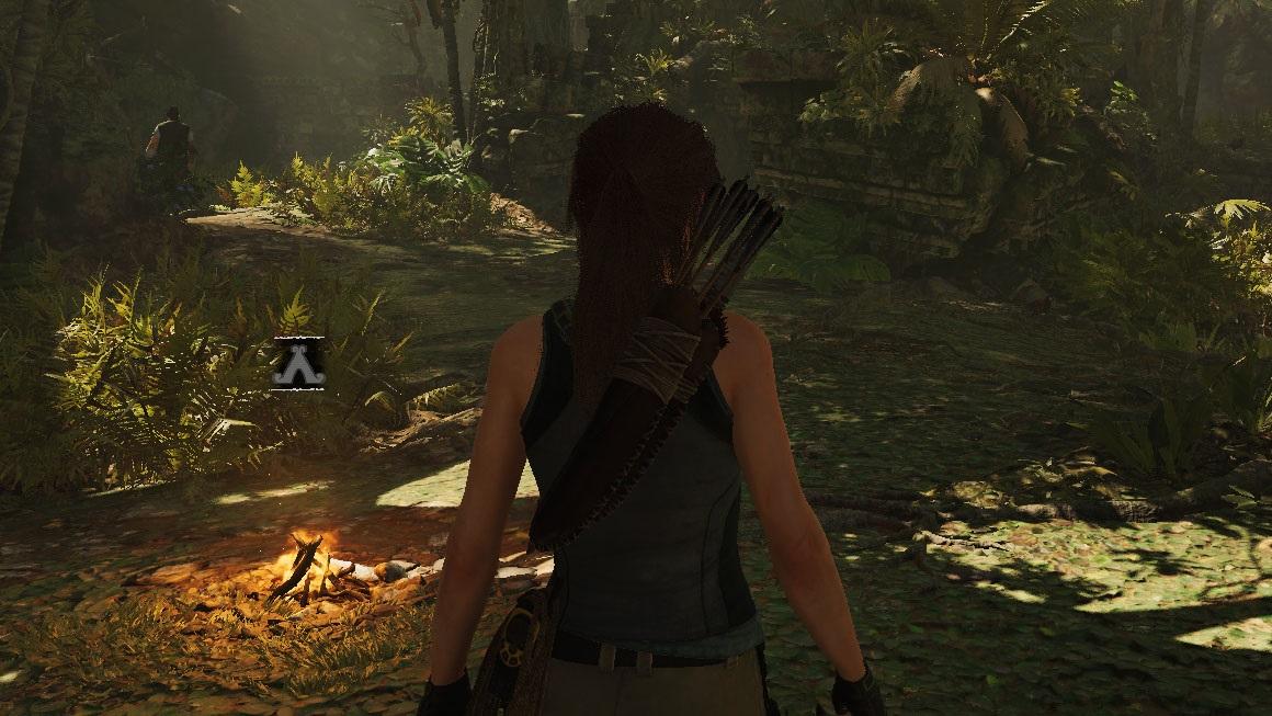 Shadow of the Tomb Raider - kvalita obrazu NVIDIA