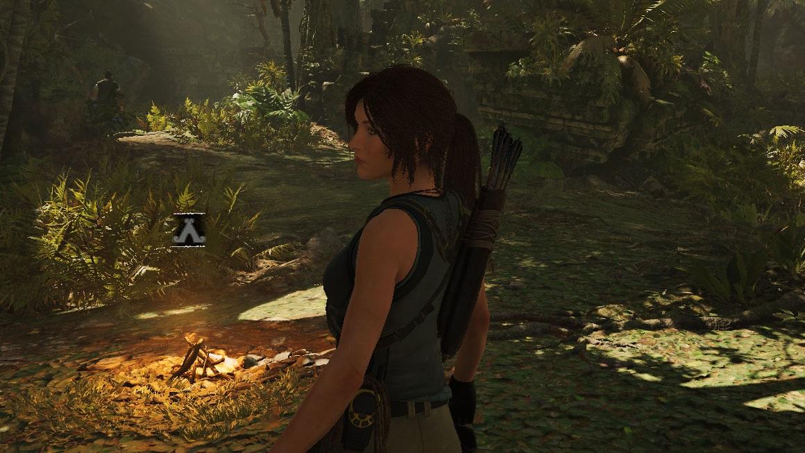 Shadow of the Tomb Raider - kvalita obrazu AMD