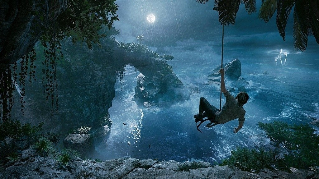 Shadow of the Tomb Raider; screenshot: lano