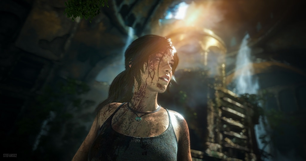 Shadow of the Tomb Raider; screenshot: Lara Croft