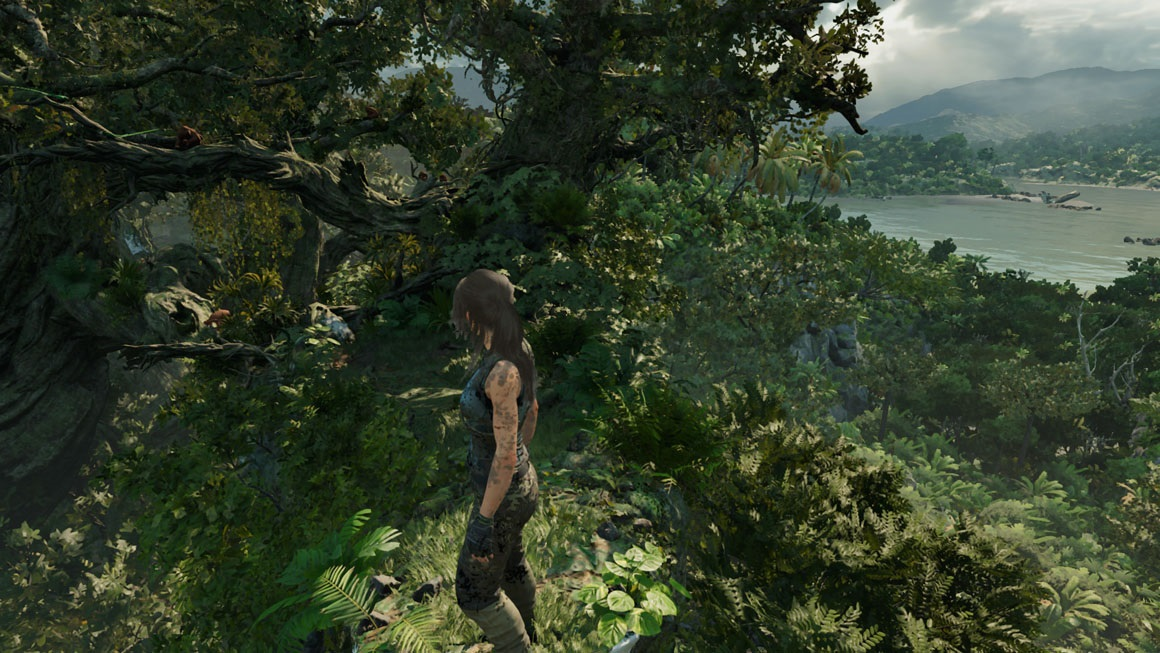 Shadow of the Tomb Raider - Level of Detail