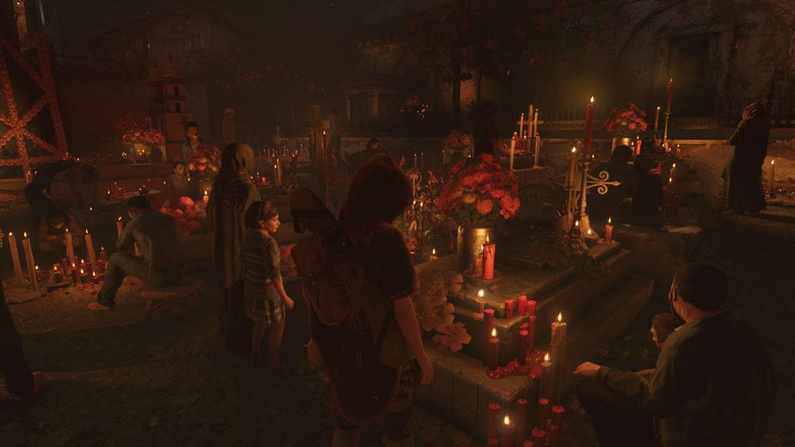 Shadow of the Tomb Raider - Motion Blur
