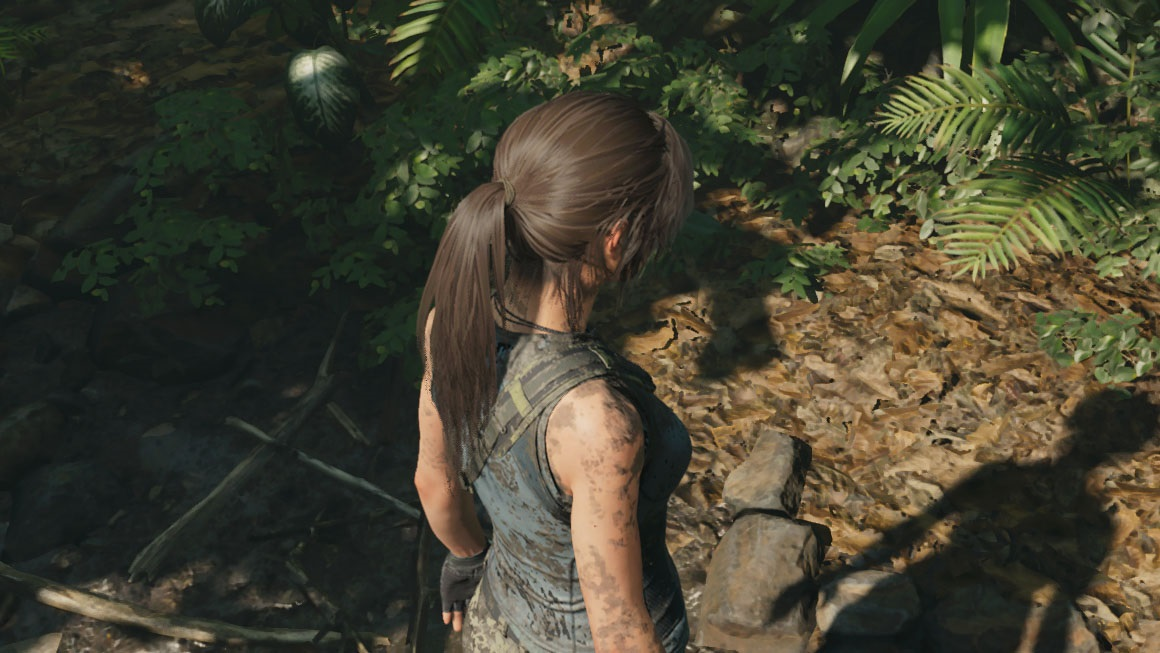 Shadow of the Tomb Raider - Pure Hair