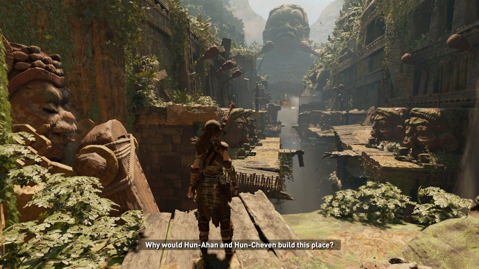 Shadow of the Tomb Raider; screenshot: puzzle