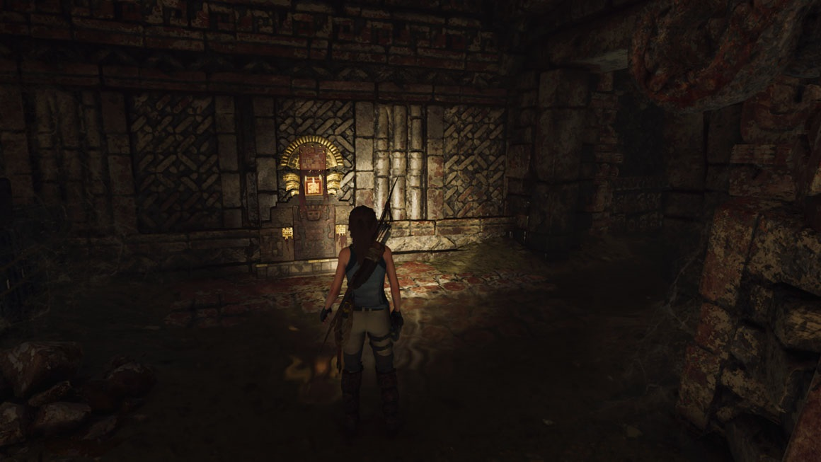 Shadow of the Tomb Raider - Screen Effects