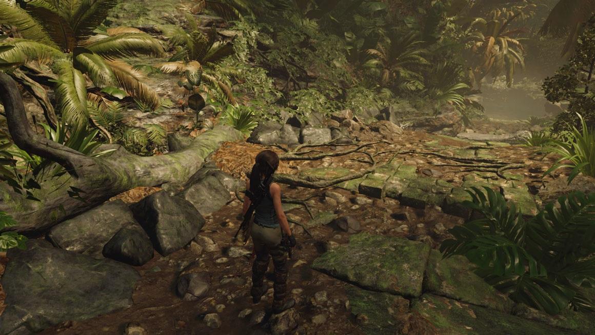 Shadow of the Tomb Raider - Shadow Quality