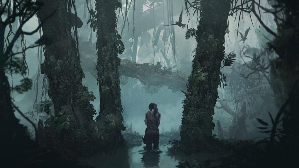 Nejočekávanější hry v září 2018; Shadow of the Tomb Raider, screenshot: temný příběh