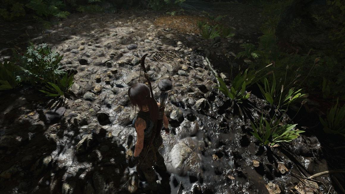 Shadow of the Tomb Raider - Tessellation