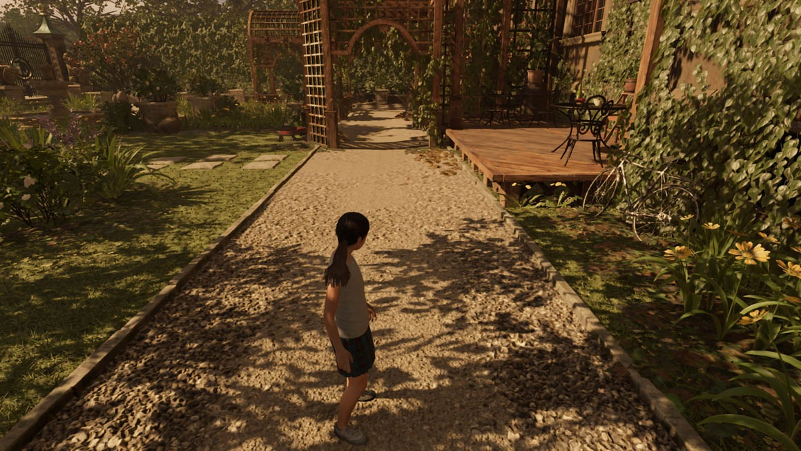 Shadow of the Tomb Raider - Texture Filtering