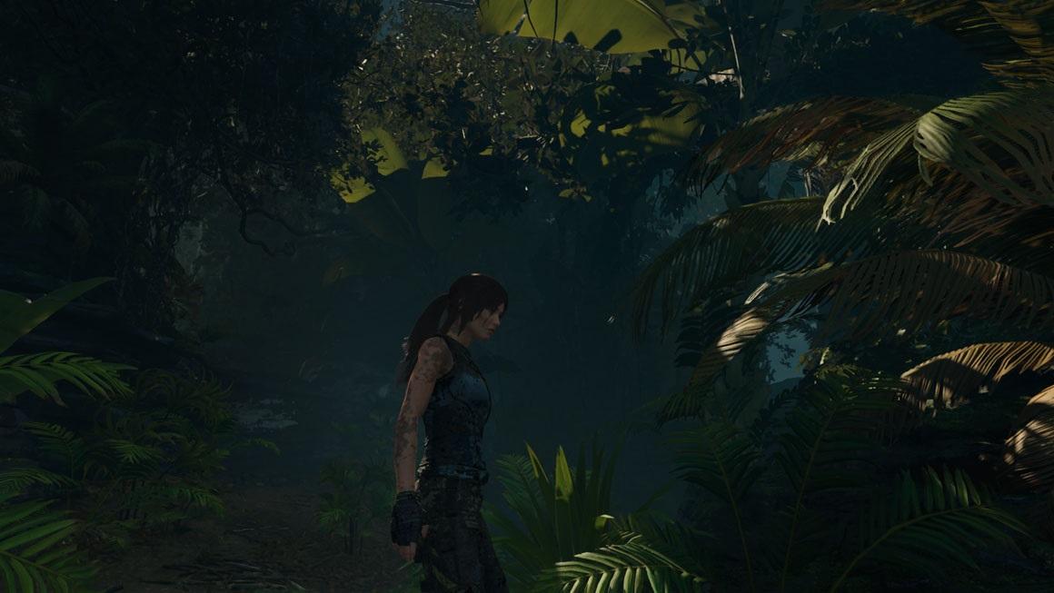 Shadow of the Tomb Raider - Volumetric Lighting