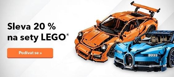 Sleva 20 % na sety LEGO