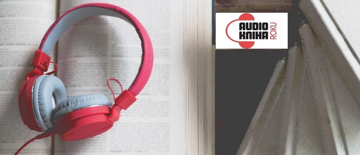 Nejlepší audioknihy 2017