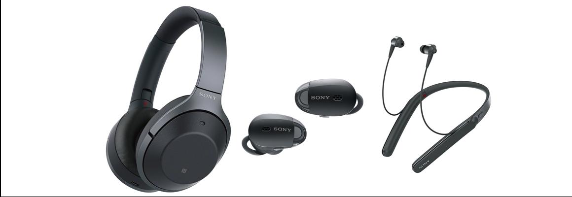 Nová bezdrátová sluchátka Sony – mají co nabídnout?