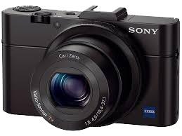 Kompaktní fotoaparát Sony DSC RX100 II