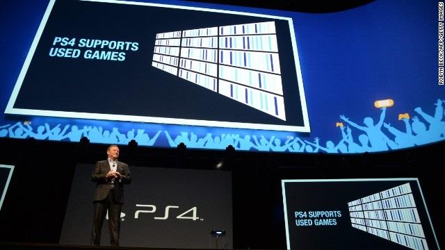 PlayStation 5; screenshot: E3 2013 použité hry