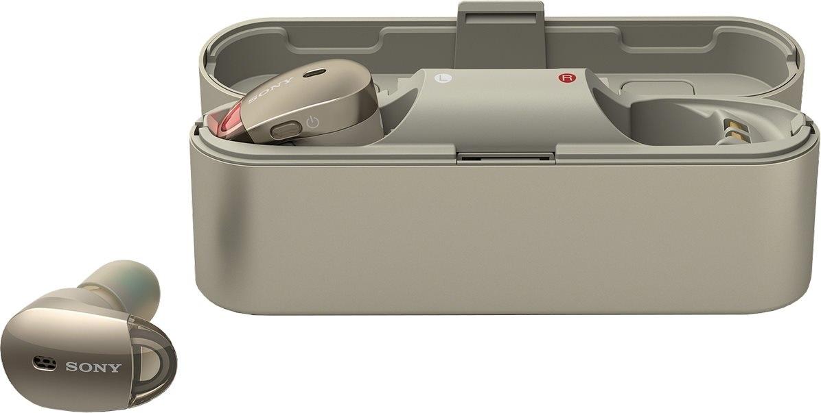 Sony WF-1000X, pouzdro
