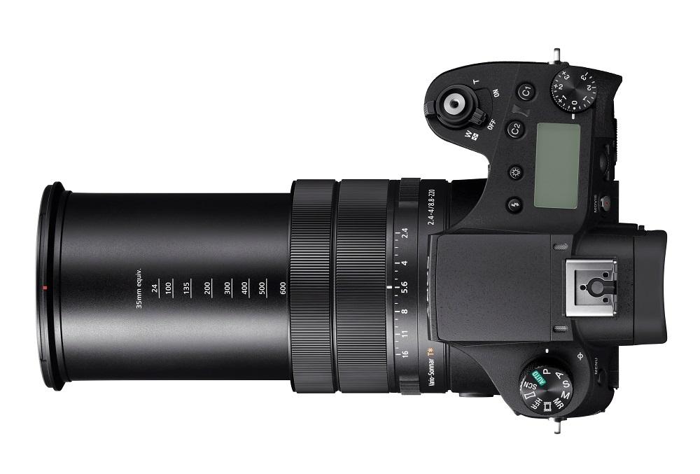 Sony RX10 IV - recenze test