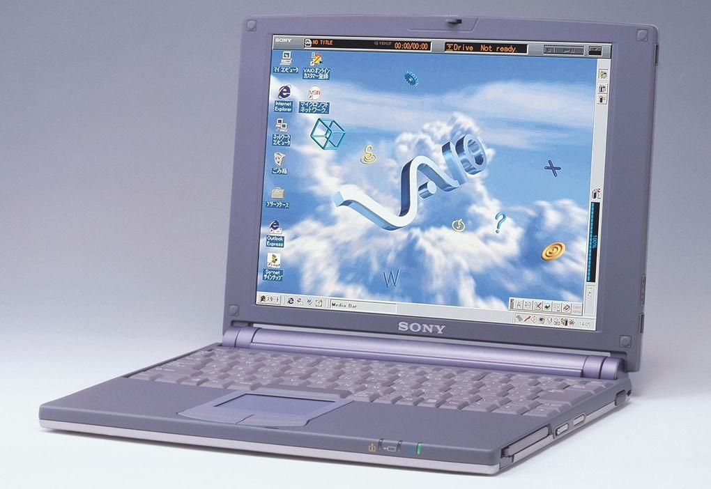 Sony Vaio PCG 505