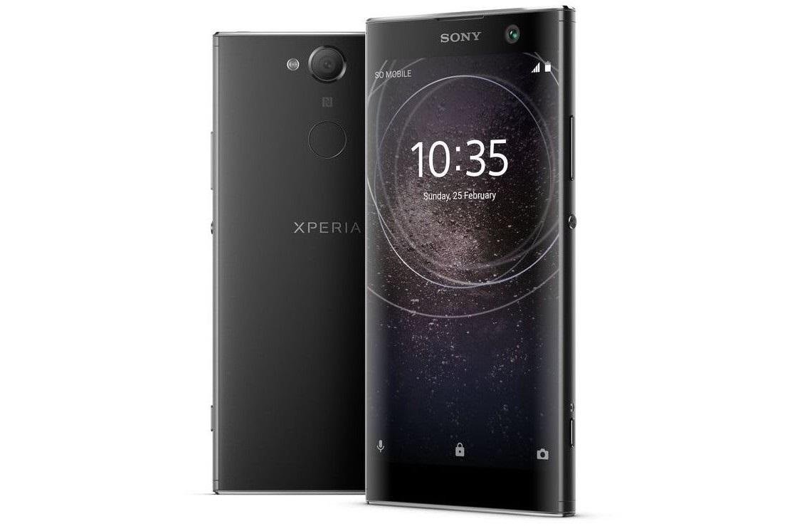 Sony Xperia XA2 e5499f21a67