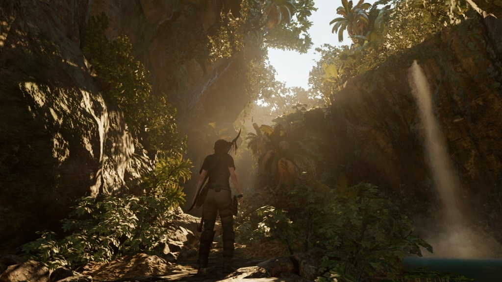 Shadow of the Tomb Raider; gameplay: krajina