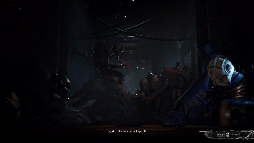 Space Hulk: Tactics; gameplay: fall