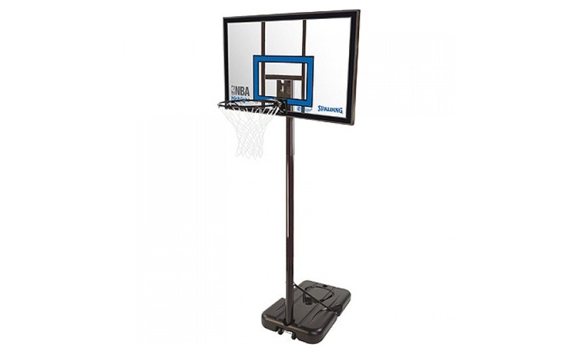 Spalding NBA Gameball; basketbalový koš