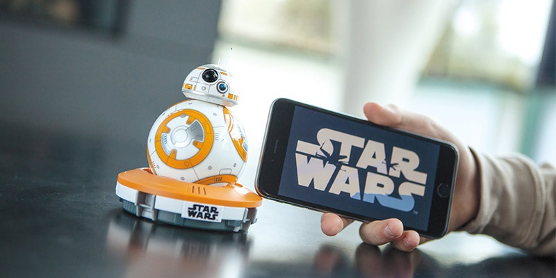 Noví Star Wars droidi