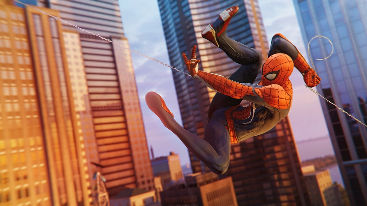 Spider-Man, screenshot