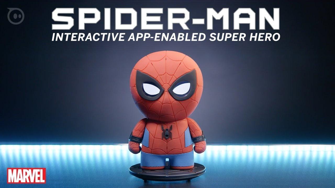 Sphero-spider-man-app-enabled