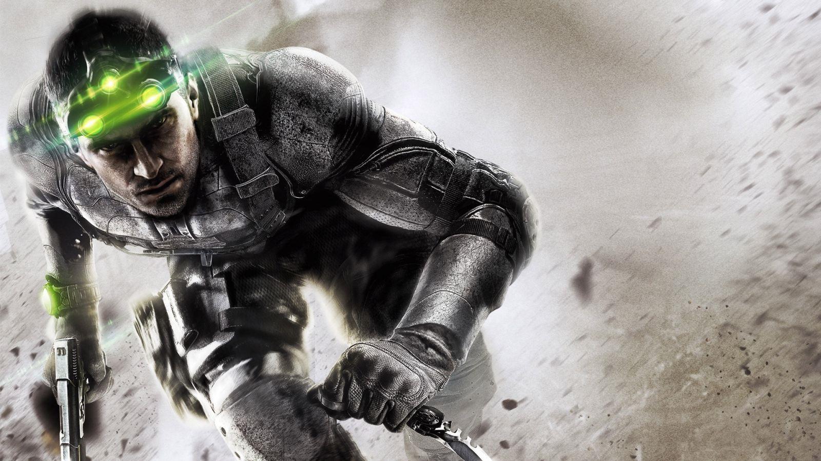 Splinter Cell 2019; wallpaper: Blacklist