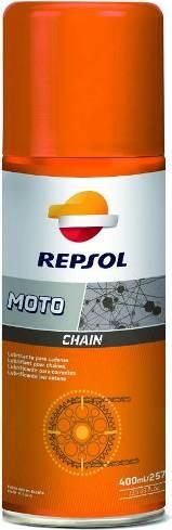 Sprej na řetězy Repsol