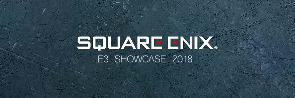 E3 2018, Square Enix